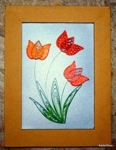 tablou cu flori (2)